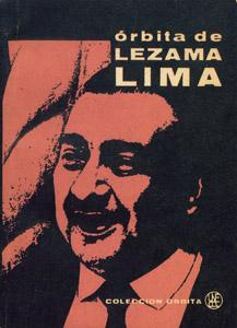 Cubierta de la obra : Orbita de Lezama Lima