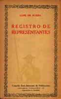 Ver ficha de la obra: Registro de representantes