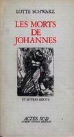 Ver ficha de la obra: morts de Johannes et autres récits
