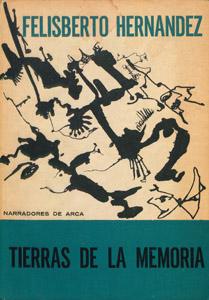 Front Cover : Tierras de la memoria