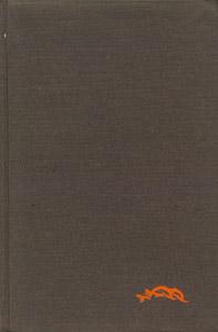 Cubierta de la obra : Poesías completas