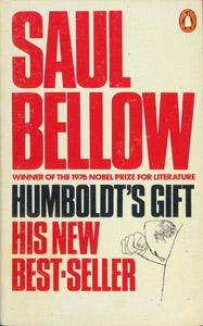 Cubierta de la obra : Humboldt's gift