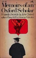 Ver ficha de la obra: Memoirs of an Oxford scholar