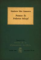 Ver ficha de la obra: Poemas de Federico Schopf