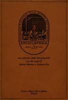 Ver ficha de la obra: Encyclopédie di Diderot e D'Alembert