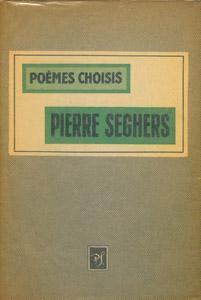 Cubierta de la obra : Poèmes choisis, 1939-1952