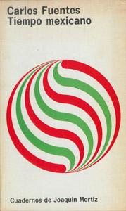 Cubierta de la obra : Tiempo mexicano