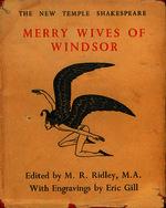 Ver ficha de la obra: merry wives of Windsor