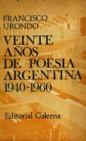 Ver ficha de la obra: Veinte años de poesía argentina