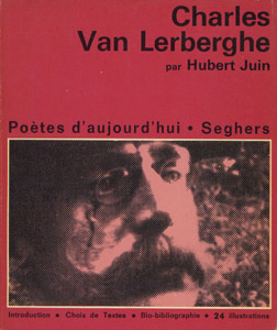 Front Cover : Charles van Lerberghe