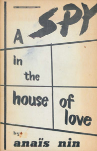 Front Cover : A spy in the house of love