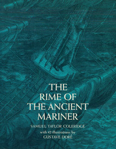 Front Cover : The rime of the ancient mariner