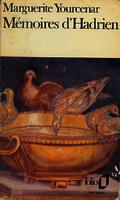 Ver ficha de la obra: Mémoires d'Hadrien ; suivi de Carnets de notes de Mémoires d'Hadrien