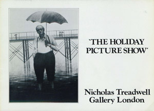 Front Cover : The holiday picture show
