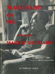 Front Cover : Marchand du sel