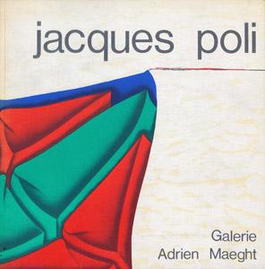 Cubierta de la obra : Jacques Poli