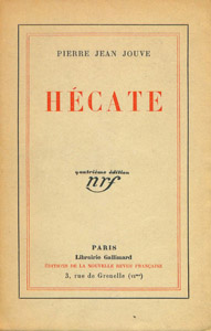 Front Cover : Hécate