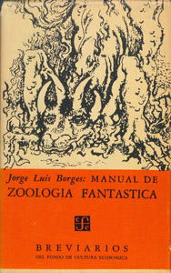 Front Cover : Manual de zoología fantástica