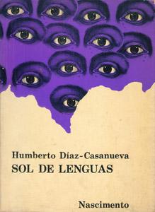 Cubierta de la obra : Sol de lenguas