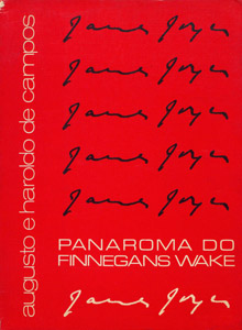 Front Cover : Panorama do Finnegans Wake