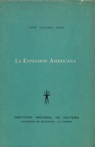 Cubierta de la obra : La expresión americana