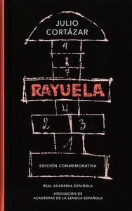 Cubierta de la obra : Rayuela