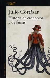 Cubierta de la obra : Historias de cronopios y de famas
