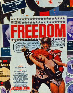 Front Cover : Mister Freedom