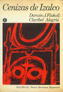 Front Cover : Cenizas de Izalco