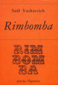 Front Cover : Rimbomba