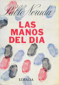 Front Cover : Las manos del día
