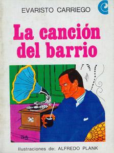 Front Cover : La canción del barrio