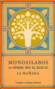 Front Cover : Monosílabos