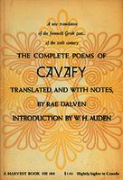 Ver ficha de la obra: complete poems of Cavafy