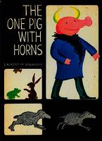 Ver ficha de la obra: one pig with horns