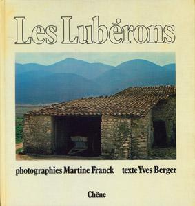 Cubierta de la obra : Les Lubérons