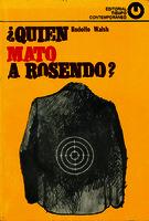 Ver ficha de la obra: ¿Quién mató a Rosendo?