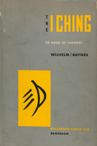 Cubierta de la obra : The I Ching or Book of changes