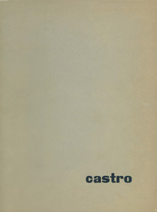 Cubierta de la obra : Castro
