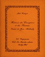 Ver ficha de la obra: Histoires des Cronopiens et des Fameux