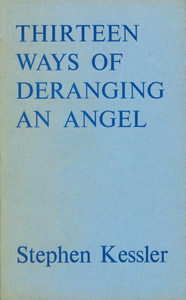 Front Cover : Thirteen ways of deranging an angel
