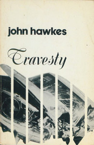 Front Cover : Travesty