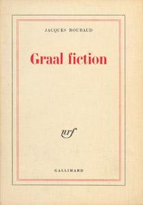 Cubierta de la obra : Graal fiction