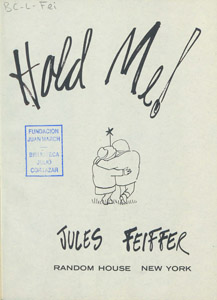Front Cover : Hold me!