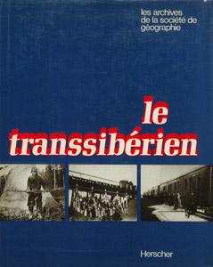 Cubierta de la obra : Le Transsiberien