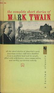 Cubierta de la obra : The complete short stories of Mark Twain