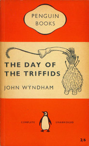 Front Cover : The day of the triffids