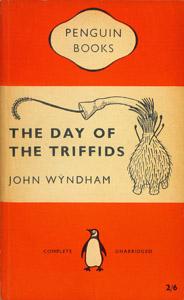 Cubierta de la obra : The day of the triffids