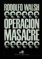 Ver ficha de la obra: Operación masacre