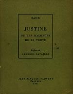 Ver ficha de la obra: Justine ou Les malheurs de la vertu